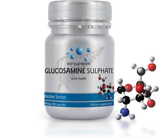 DBHMGS Glucosamine Sulphate